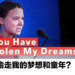 是谁偷走我的梦想和童年?